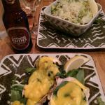 Oysters - Huîtres chaudes et salade César