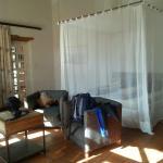Geräumige Zimmer auch für 4 Personen