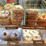 Good selection of decent sized bagels. Nice sandwiches, too