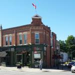 The Piano Inn and Cafe at 217 Queen St., Port Perry