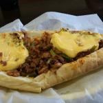 Best cheese steaks at the beach