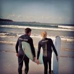 Surf Camp Australia Foto