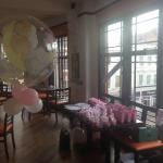 Cafe Deco baby shower
