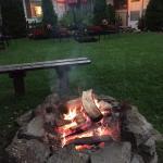nightly campfire!!!