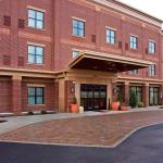 Hampton Inn Oxford University Area