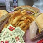 Best sandwich I've ever had bar none! If you could only choose one place to eat in Columbus, MS
