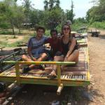 Discover Battambang with Samol