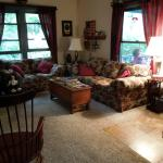 Candlewyck House B&B Living Room