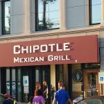 Chipotle - Paramus, NJ (Front of Store Sign)