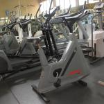 fully equipped gym with trainer