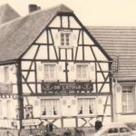 Restaurant A l'Etoile 1954