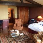 Our 2nd stay last May. We were upgraded to this beautiful suite! Thanks Pierre!