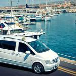 6 - 8 pax minivan