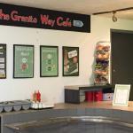 Granite Way Cafe at YHA Okehampton