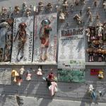 Murales vicino Colonne di san Lorenzo