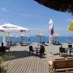 Bild från Nisos Beach Restaurant