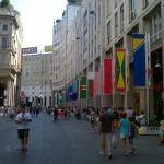 Corso Vittorio Emanuele, verso Piazza san Babila