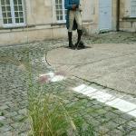 La Rochelle - Musee du Nouveau Monde entrance