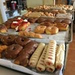 Donuts, Hot Rolls and Sweet Rolls at the Pie Dump