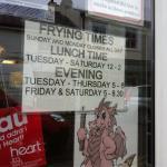 Foto de Y Wygyr Fish & Chip Shop & Licensed Restaurant