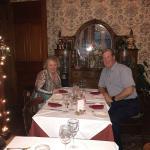 Dining room at Deer Park Inn, Garrett County, MD