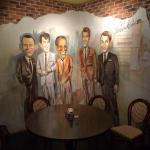 Frankie's, inside the Dover Downs Casino, Dover, DE