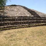 La Campana Archeological ruins of village houses