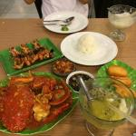 Best Indonesian seafood + sate in Jakarta