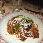 Spaghetti alla Gastone