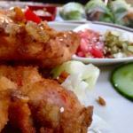 Vegan Fried Shrimp
