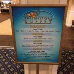 Festival Buffet at Dover Downs, Dover, DE