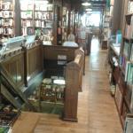 intérieur de la librairie Richard Booth's Bookshop