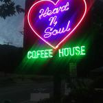 صورة فوتوغرافية لـ ‪Heart N Soul Coffee House and Pizza Cafe‬
