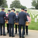 Military Respect When Carrying a Casket