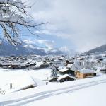 Wintertime in Brigels