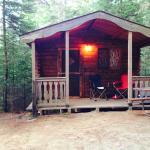 Outside Cabin 49