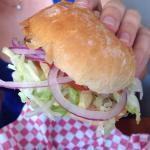 Bend Burger Company resmi