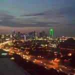 Dallas view from my room