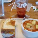 Tomato Basil Soup/Classic Club