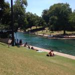 Barton Springs Pool Bild