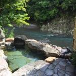 露天風呂からの景色1