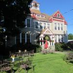 Front of the Inn