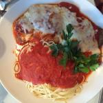 Sausage Parmigiana