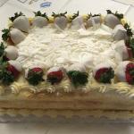 Strawberry Cream Cake - Butcher Shop - Longview, Texas