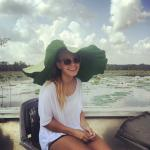 lilly pad hat recommended by capt. allen