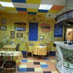 Сковородка - зал1, у барной стойки