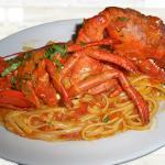 Lobster Linguine... August Special Dish ! Linguine con Aragosta o Astice... piatto speciale  Ago
