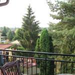 vue balcon chambre 26