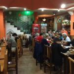 Overzicht restaurant