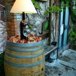 Fotografie: Vico Rua pizza e giardino